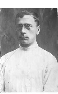 Григорий Григорьевич Калабухов. 1919 г. Уфа.