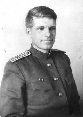 Николай Иванович Калабухов в годы Отечественной войны.