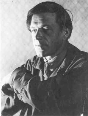 Иван Григорьевич Калабухов. 30-е годы.